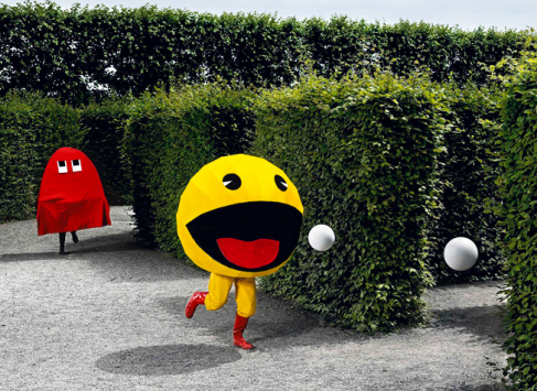 Pac-Man by Patrick Runte
