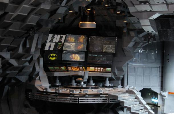 Lego Batman Room Ideas