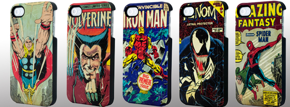 PDP x Marvel Comics   iPhone 4 Cases and iPad Covers – Retrenders dd912ead0