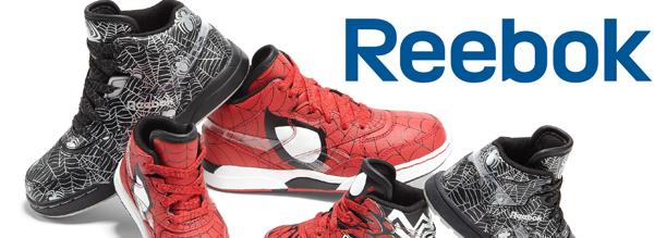 Reebok x Marvel Comics   Superhero Kicks! – Retrenders c66c6d887