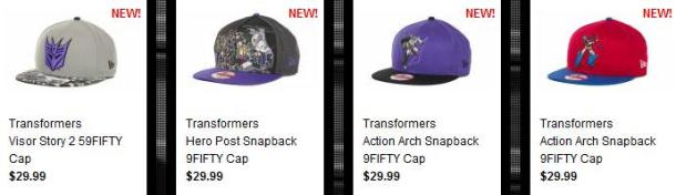 neweratransformerssnapbacks