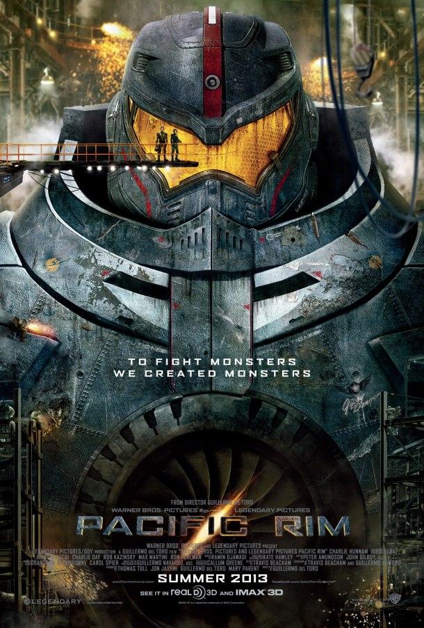 Pacific Rim 2013 Poster