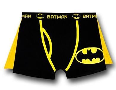 Batman Underwear with a mini-cape – Retrenders