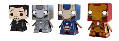 boxos iron man 3 suits