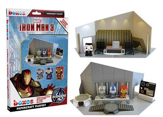 boxos iron man 3