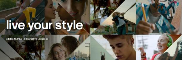 adidas live your style