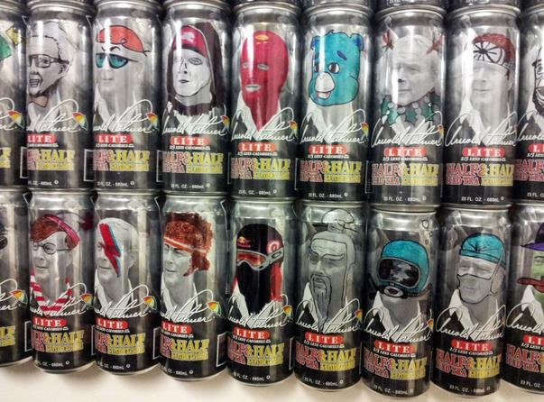 Lemonade Canned Drink In The Seveni