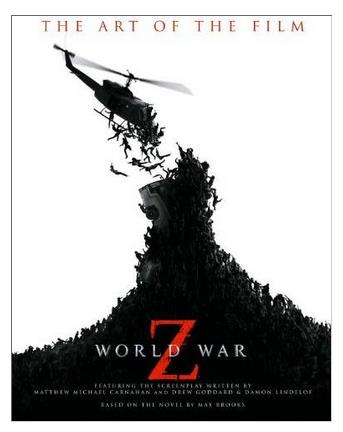 world war z art book
