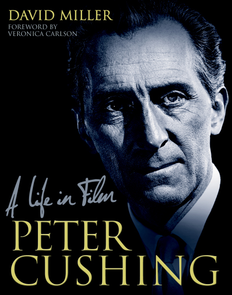 Peter Cushing Life in Film