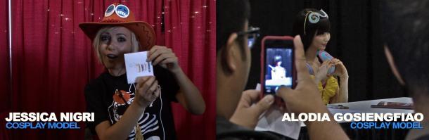 RETRENDERS Jessica Nigri & Alodia Gosiengfiao iphone