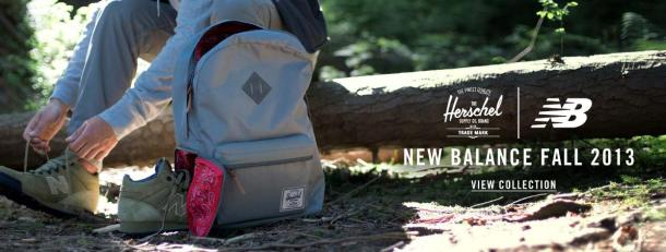 new balace x herschel