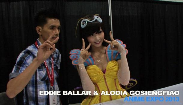 Retrenders - Anime Expo - Eddie Ballar & Alodia Gosiengfiao - Johnny Moreno