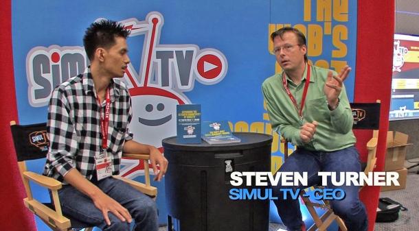 Retrenders - Simul TV CEO Steven Turner - Eddie Ballar - Johnny Moreno