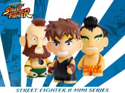 street fighter vinyl