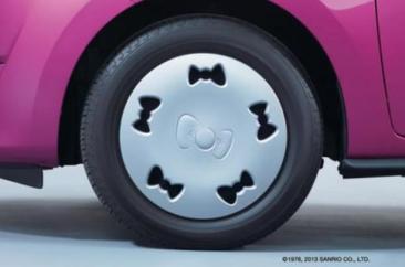 hello kitty wheels