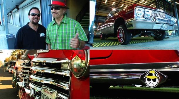 Retrenders Spotlight - Lindsay Lowrider Car Show - Ruben Gonzalez & Danny De La Paz