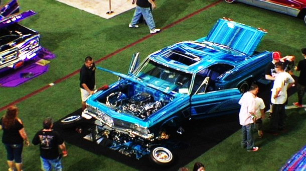 Retrenders Spotlight -  Lowrider Car Show - Chevrolet