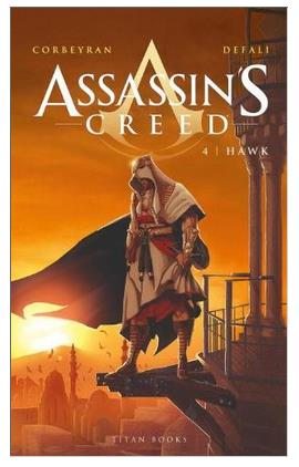 assassins creed hawk cover