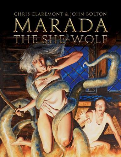 Marada She-Wolf Cover