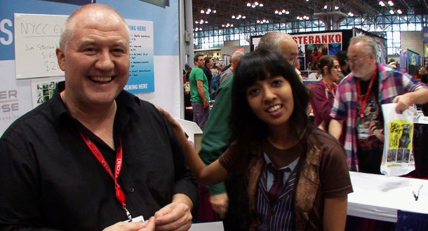 Retrenders NYCC - Andrew Sumner and Jonelle Marie