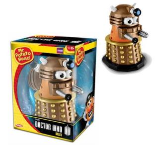 dalek mr potato head