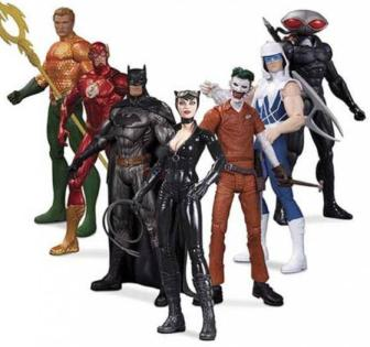 dc action figure pack