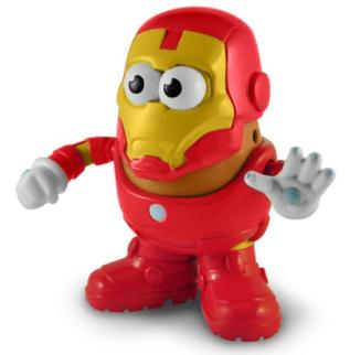 iron man mr potato head