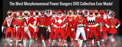 power rangers 00
