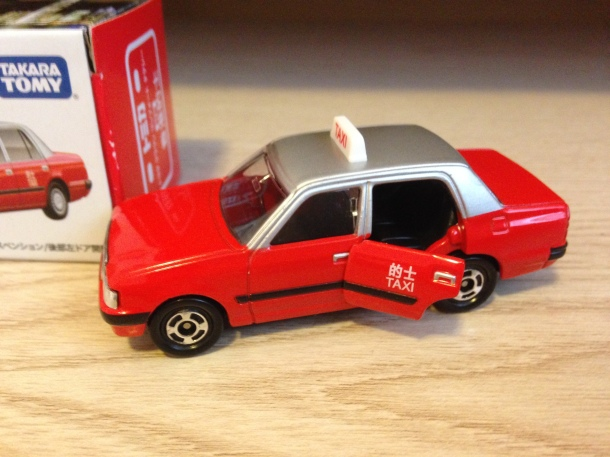 Tomica Taxi 01
