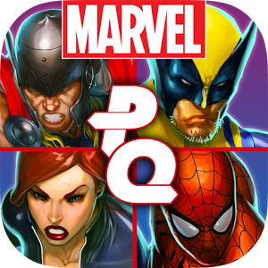 Marvel Puzzle Quest Logo