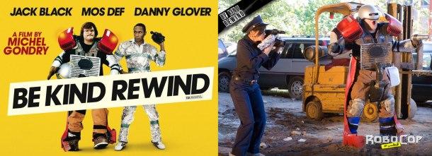 Retrenders - Be Kind Rewind - Michele Gondry - Melonie Diaz - Jack Black - Mos Def - Danny Glover