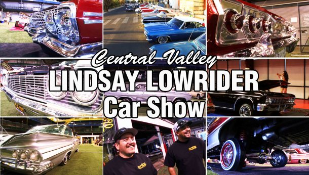 2014 Central Valley Lindsay Lowrider Car Show - Johnny Moreno