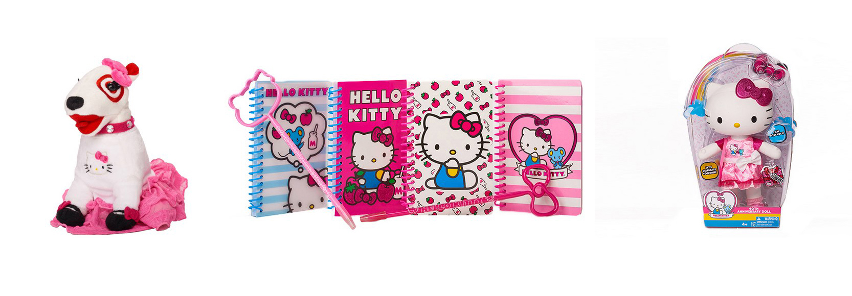 Hello Kitty Toys At Target : Target hello kitty th anniversary retrenders