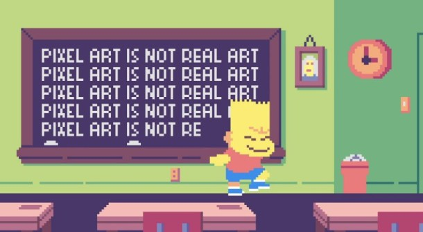 pixelartsimpsons