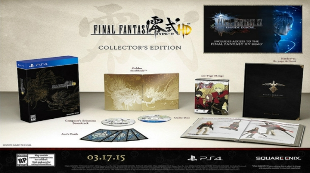 FF-Type-0-HD Collector's Edition