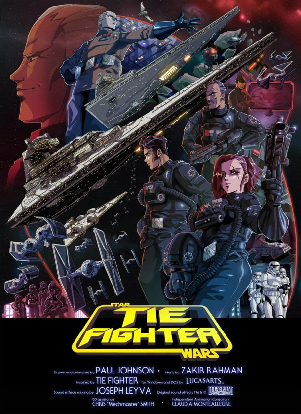 tiefighterposter