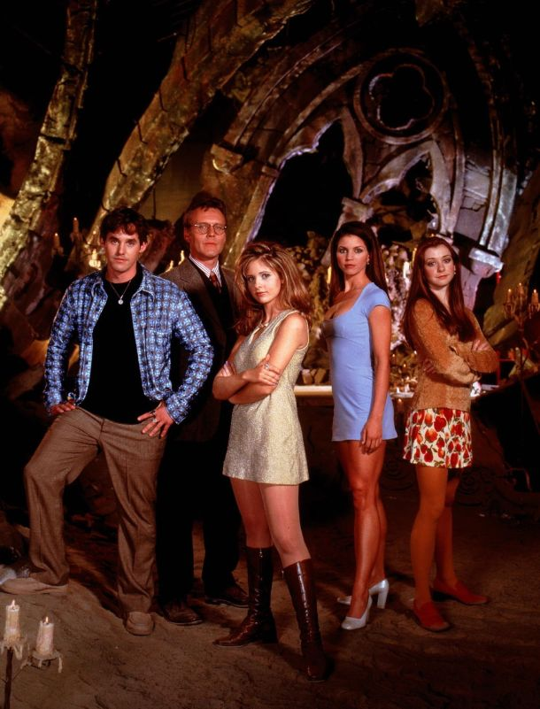 Buffy the Vampire Slayer - Cast