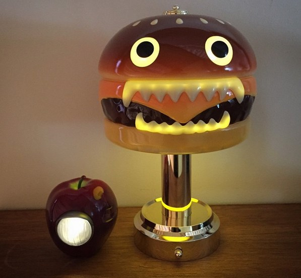 hamburgerlamp