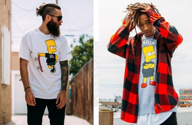 neffheadwearsimpsonscollection