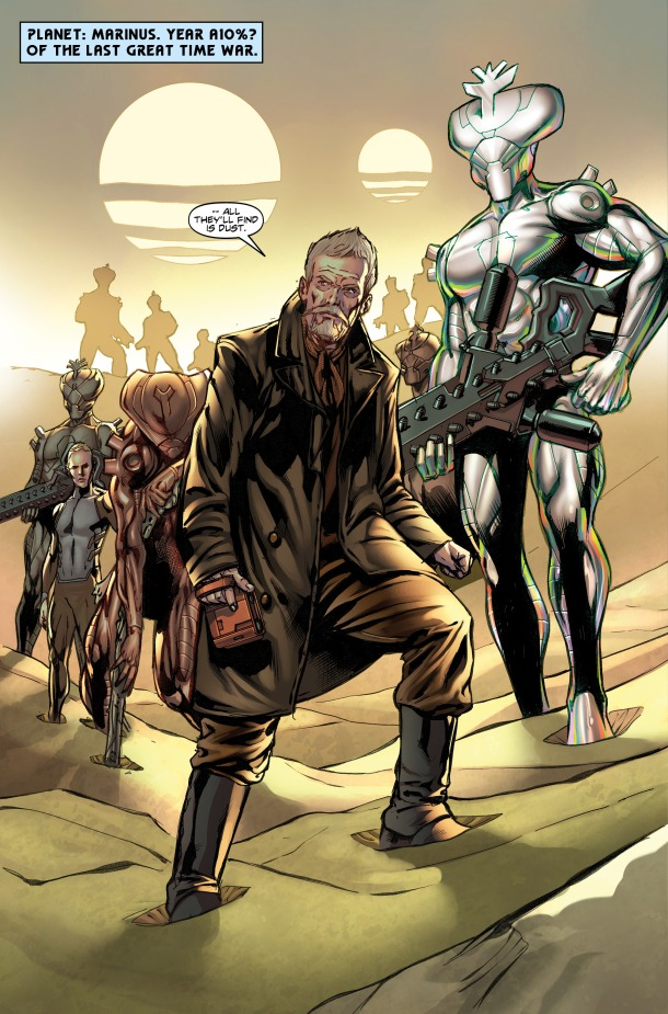 doctor who panel 1