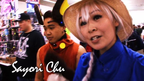Sayori Chu - Fanimecon Pikachus - Retrenders