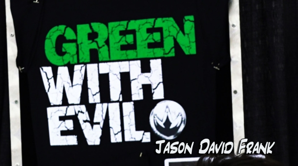 Jason David Frank - Green Ranger