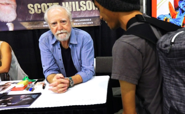 Scott Wilson - The Walking Dead - Retrenders