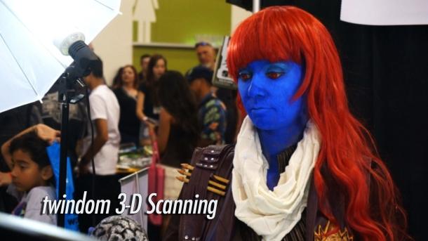 Twindom 3D Body Scanning