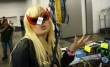 Wizard World 2015  - Red Sunglasses - Sayori Chu - Retrenders
