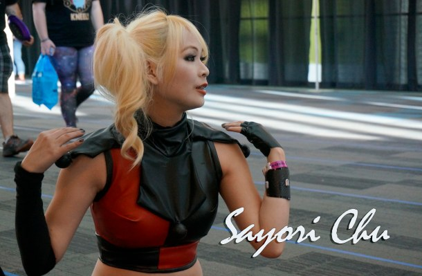 Wizard World 2015 - Retrenders Sayori Chu