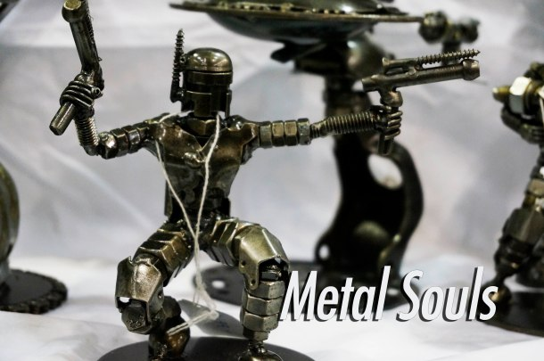Wizard World Comic Con - Metal Souls