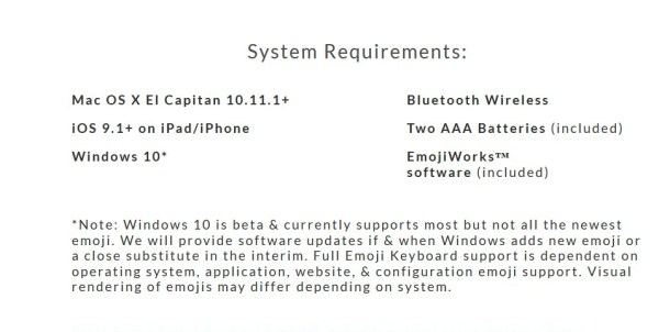 systemrequirement