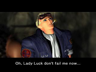 Cid - Lady Luck