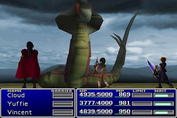Final Fantasy 7 - Zolom